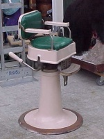 Barber Dentist : Antique Barber Poles, Barber Chairs, Dental Chair